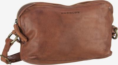 Harold's Sac à bandoulière 'Submarine 41' en marron, Vue avec produit