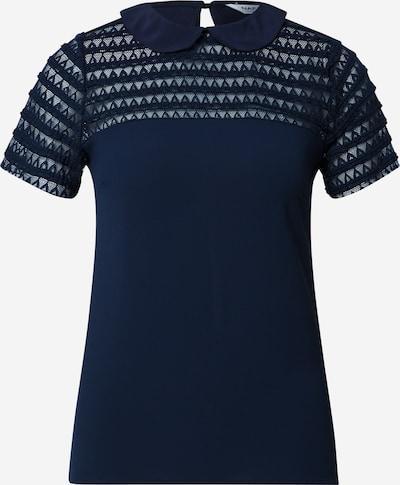 NAF NAF Bluse 'Omilo' in dunkelblau, Produktansicht