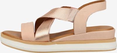 INUOVO Sandalen in pink, Produktansicht