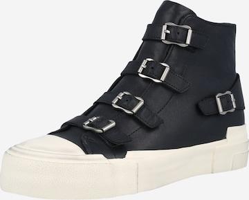ASH High-Top Sneakers 'Gang' in Black