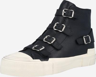 ASH Baskets hautes 'Gang' en noir / blanc, Vue avec produit