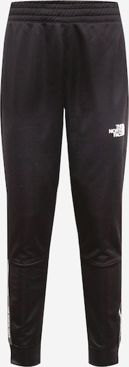 THE NORTH FACE Outdoorbroek in de kleur Zwart / Wit, Productweergave