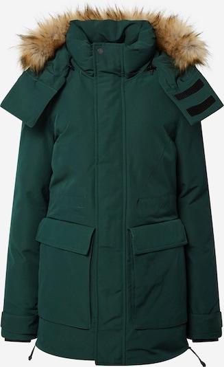 Superdry Ziemas jaka 'EVEREST', krāsa - tumši zaļš, Preces skats