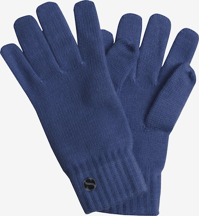 SAMAYA Full Finger Gloves 'ROWLEY' in marine blue, Item view