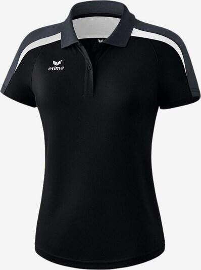 ERIMA Poloshirt in schwarz, Produktansicht