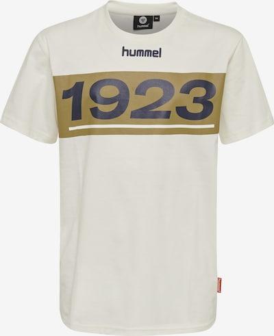 Hummel Functioneel shirt in de kleur Wit, Productweergave