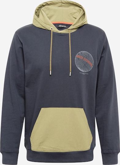 SHINE ORIGINAL Sweatshirt in Navy / Khaki, Item view