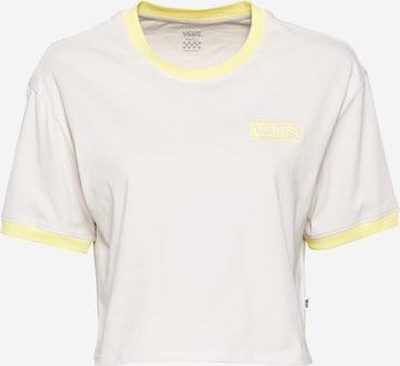 VANS Shirt in Wit