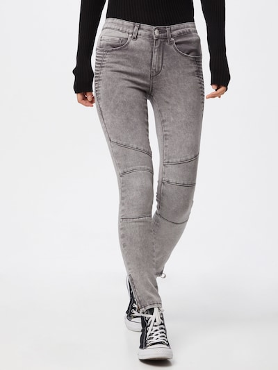 ONLY Jeans 'Royal' in grey denim, Modelansicht