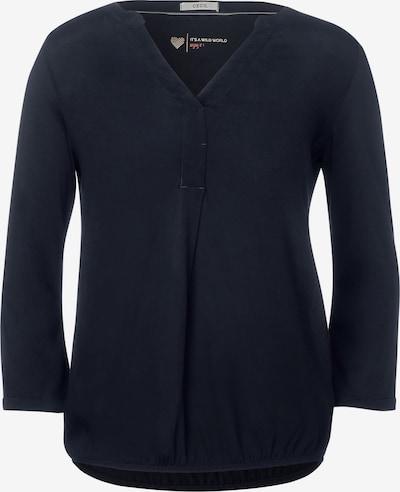 CECIL Shirt in marine, Produktansicht