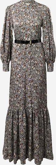 MICHAEL Michael Kors Kleid in beige / karamell / schwarz / weiß, Produktansicht