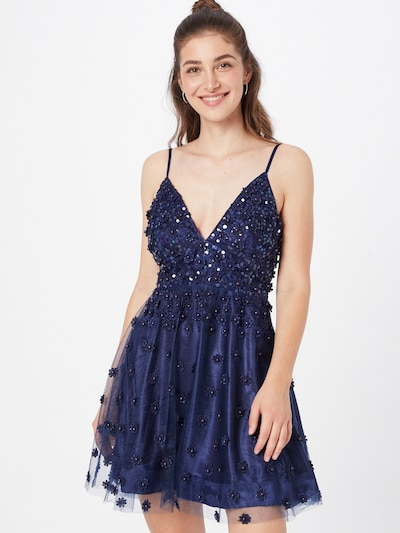 A STAR IS BORN Kokteilové šaty - námornícka modrá, Model/-ka