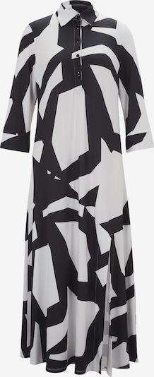 heine Kleid in ecru / schwarz, Produktansicht
