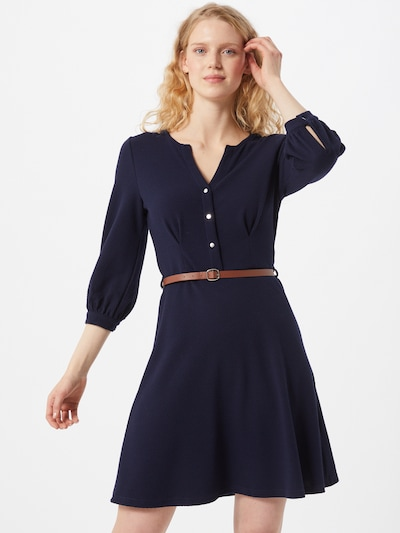 ABOUT YOU Kleid 'Ilona' in navy, Modelansicht