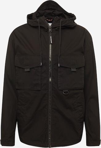 Tommy Jeans Between-Season Jacket in Black