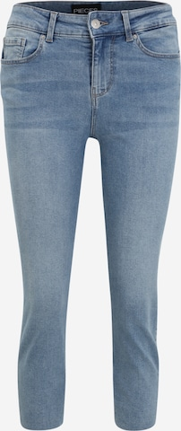Pieces Petite Jeans 'LUNA' in Blue