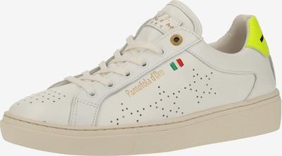 PANTOFOLA D'ORO Sneaker in gelb / weiß, Produktansicht