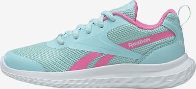REEBOK Sportschuh in azur / pink, Produktansicht