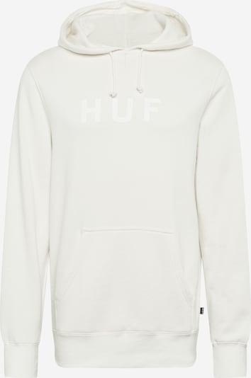 HUF Sweatshirt in offwhite / naturweiß, Produktansicht
