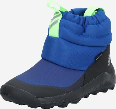 ADIDAS PERFORMANCE Boots in de kleur Blauw / Zwart, Productweergave