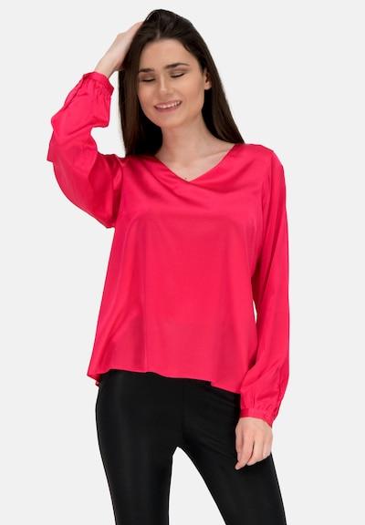 PRINCESS GOES HOLLYWOOD Seidenbluse SHINY SOUL' in pink, Modelansicht