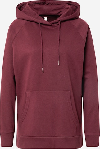 JDY Sweatshirt 'NAJA' in Red