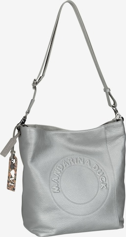 MANDARINA DUCK Handtasche in Silber