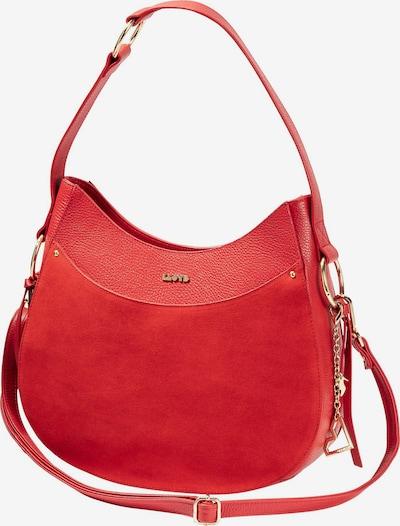 LLOYD Hobo-Bag in rot, Produktansicht