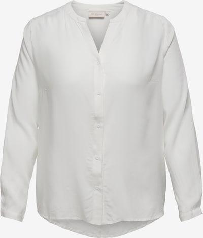 ONLY Carmakoma Bluse 'Anita' in weiß, Produktansicht