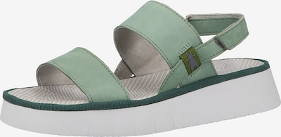FLY LONDON Sandalen in grün, Produktansicht