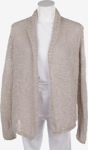 Marc O'Polo Sweater & Cardigan in XL in Brown