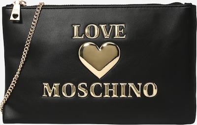"""Love Moschino Чанта тип """"портмоне"""" в злато / черно, Преглед на продукта"""