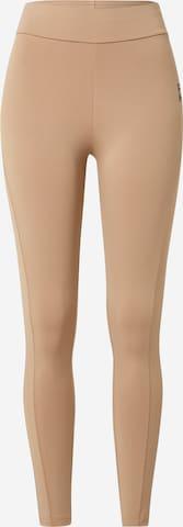 PUMA Leggings 'Infuse' in Braun