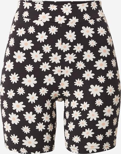 Cotton On Bikses 'THE PIP', krāsa - kails / melns / balts, Preces skats