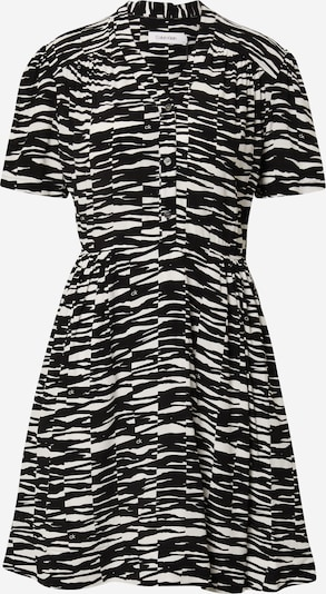 Calvin Klein Blousejurk in de kleur Zwart / Wit, Productweergave