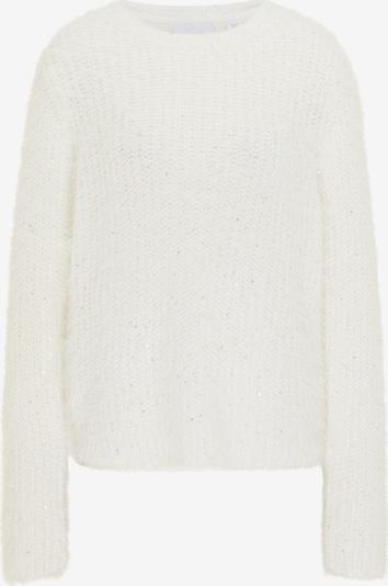 usha WHITE LABEL Pullover in creme, Produktansicht