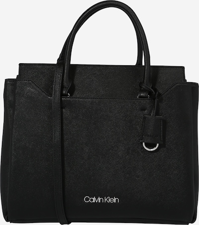 Calvin Klein Nakupovalna torba   črna barva, Prikaz izdelka