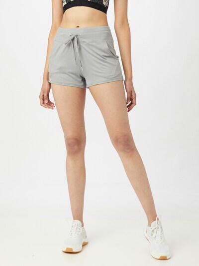 Sportinės kelnės 'SOFIA' iš Marika, spalva – šviesiai pilka, Modelio vaizdas