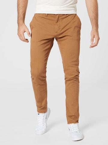 Pantalon chino Cotton On en beige
