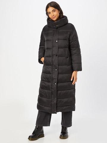 OOF WEAR Winter Coat in Black