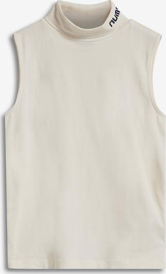 Hummel T-shirt S/L in weiß, Produktansicht