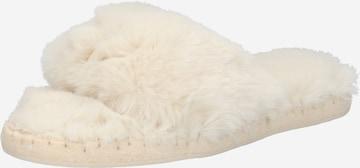 Pantoufle espadrij l´originale en blanc