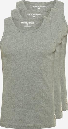 JACK & JONES Tričko 'ACHENRIK' - sivá, Produkt