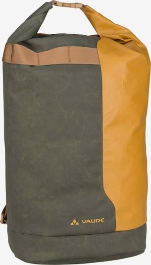 VAUDE Rucksack 'Tecogo' in karamell / khaki, Produktansicht
