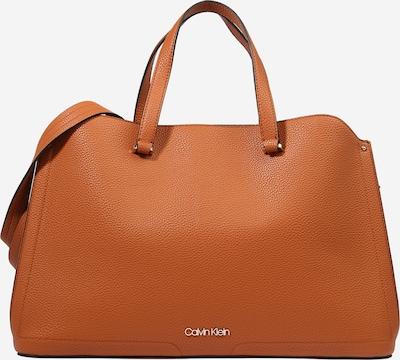 Calvin Klein Handtasche in cognac, Produktansicht