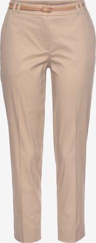 Pantaloni chino di VIVANCE in beige