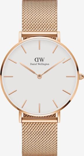 Daniel Wellington Unisex-Uhren Analog Quarz in rosegold, Produktansicht