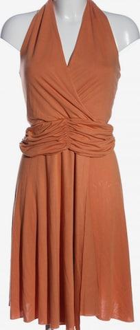 Prego Dress in S in Brown