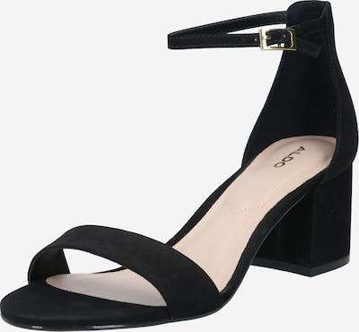 ALDO Sandalen met riem 'VILLAROSA' in de kleur Zwart, Productweergave