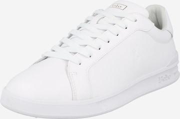 Polo Ralph Lauren Nízke tenisky - biela